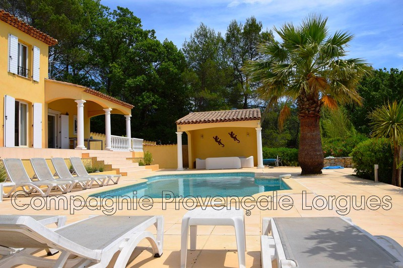 Photo n°2 - Vente Maison villa Lorgues 83510 - 545 000 €