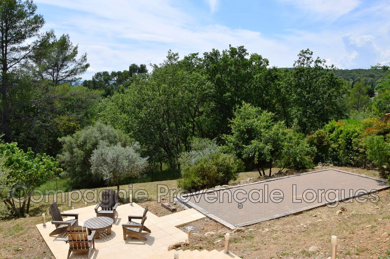 Photo n°3 - Vente Maison villa Lorgues 83510 - 545 000 €
