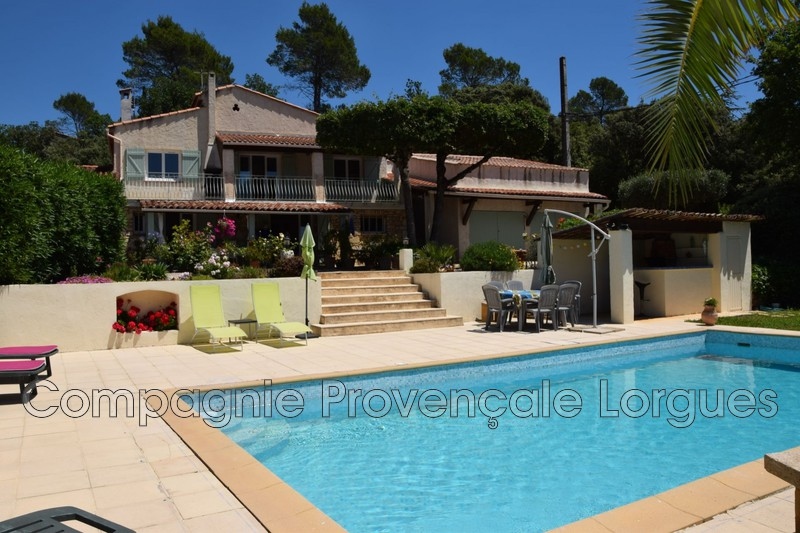 Photo n°1 - Vente Maison villa Lorgues 83510 - 450 000 €