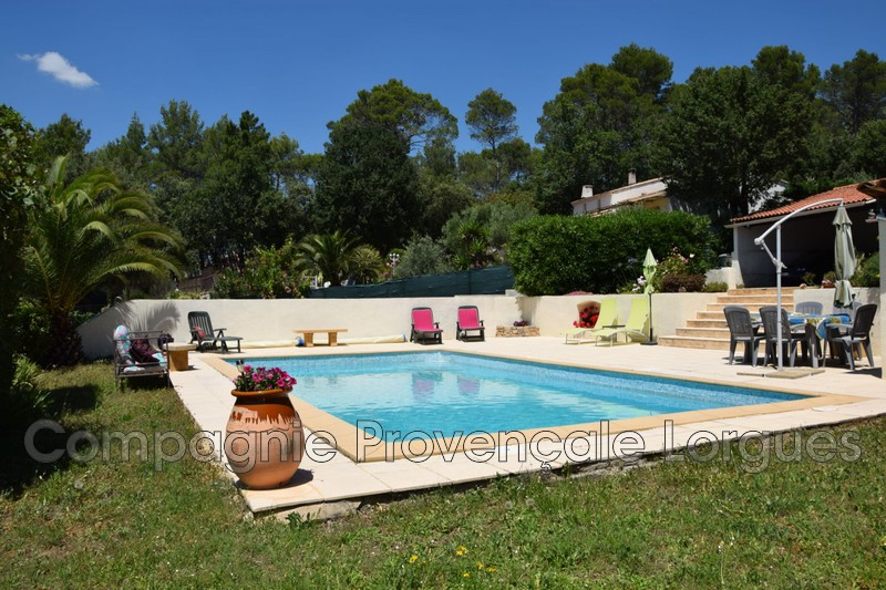 Photo n°3 - Vente Maison villa Lorgues 83510 - 450 000 €