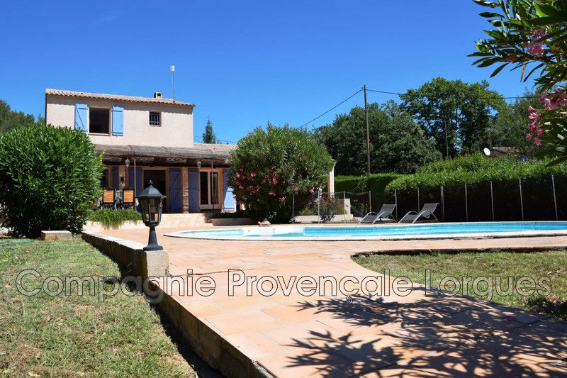 Photo Villa Lorgues Proche village,   to buy villa  4 bedroom   158 m²