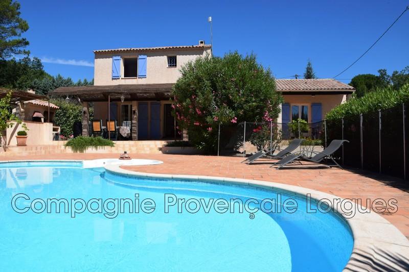 Photo n°2 - Vente Maison villa provençale Lorgues 83510 - 490 000 €