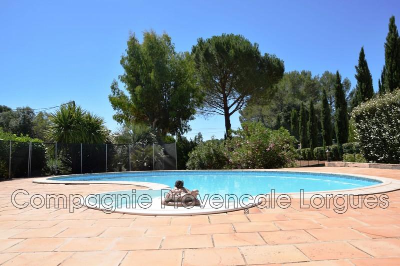 Photo n°3 - Vente Maison villa provençale Lorgues 83510 - 490 000 €