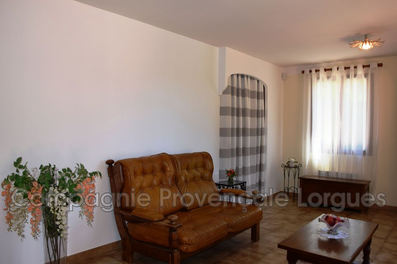 Photo n°7 - Vente Maison villa provençale Lorgues 83510 - 490 000 €