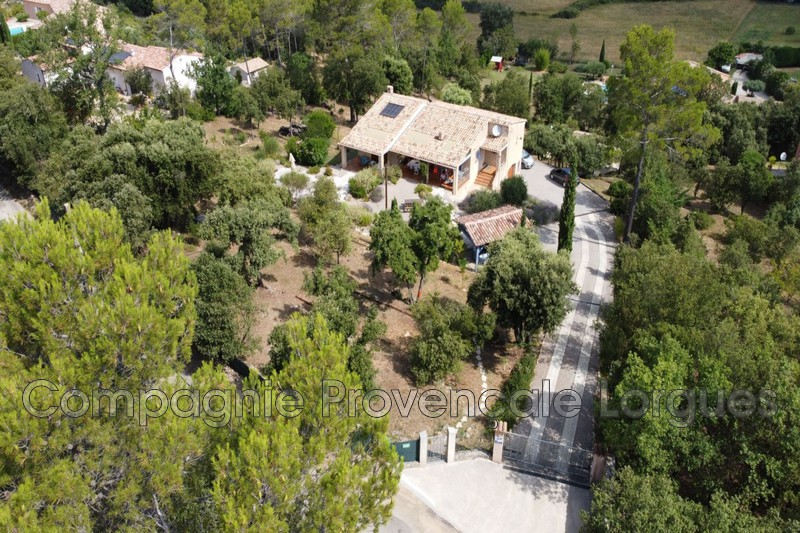 Photo n°2 - Vente Maison villa Lorgues 83510 - 450 000 €