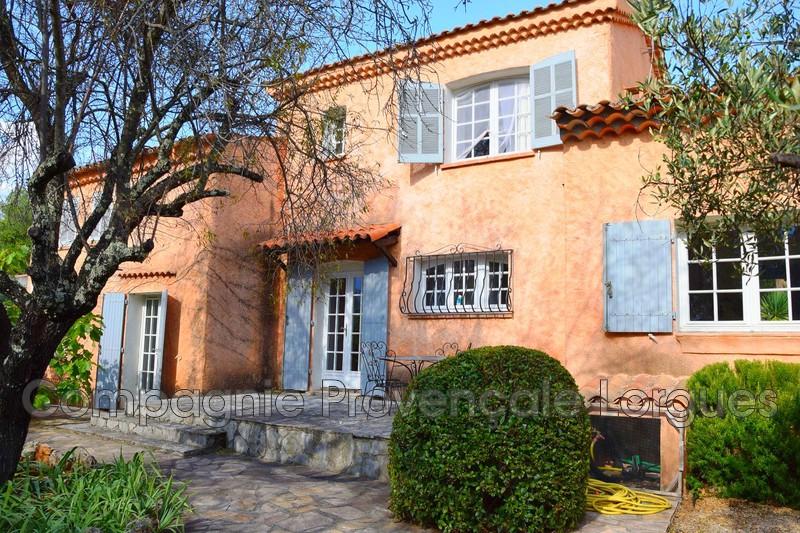 Photo n°1 - Vente Maison villa Lorgues 83510 - 590 000 €