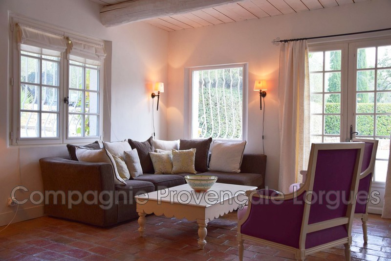 Photo n°8 - Vente Maison villa Lorgues 83510 - 590 000 €