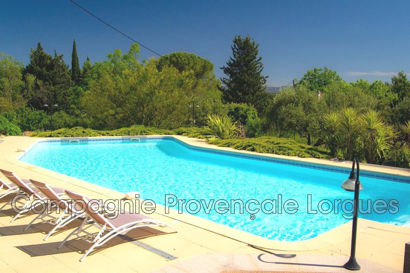 Photo n°3 - Vente Maison villa Lorgues 83510 - 1 195 000 €