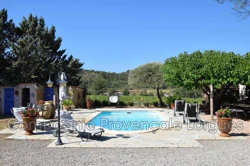Photo n°2 - Vente maison de campagne Lorgues 83510 - 740 000 €