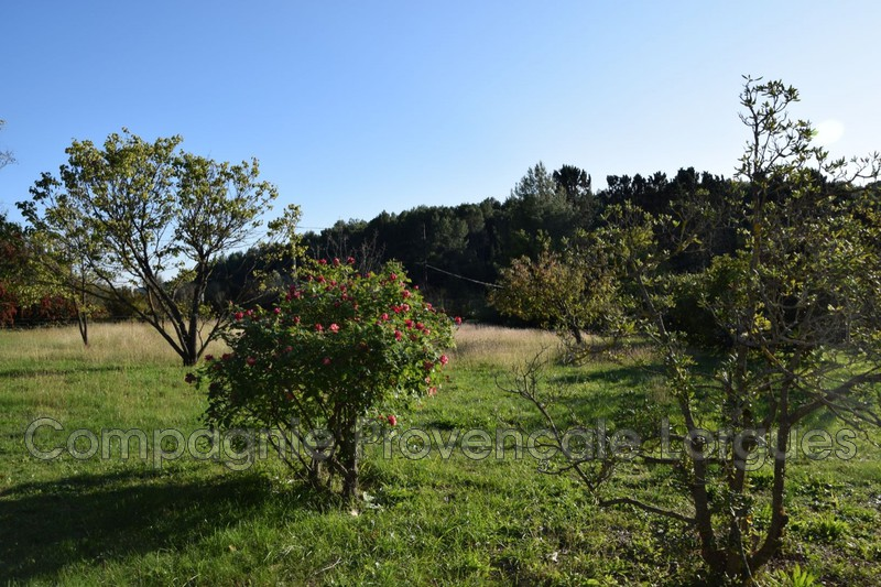 Photo n°1 - Vente terrain Salernes 83690 - 120 000 €