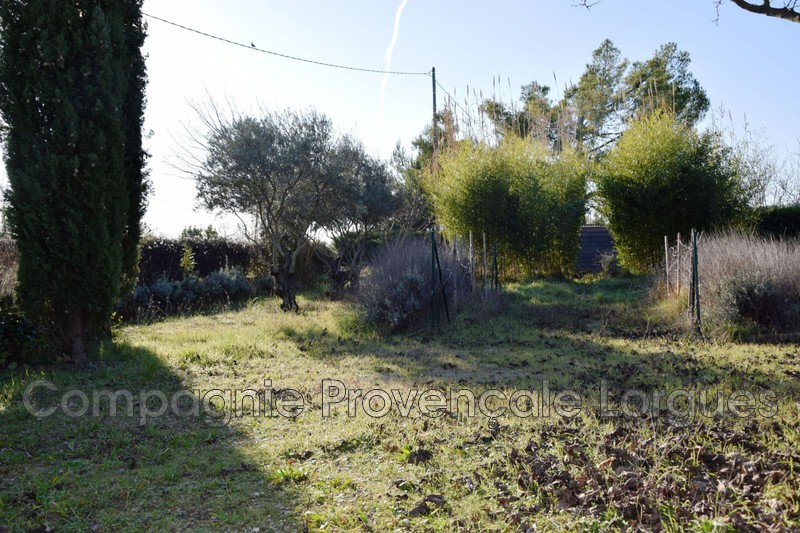 Photo n°2 - Vente terrain Saint-Antonin-du-Var 83510 - 138 300 €