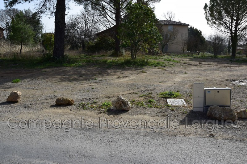 Terrain à Bâtir - Lorgues (83)   - 110 000 €