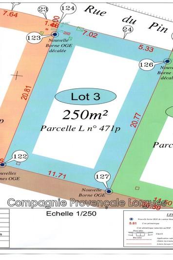 Photo n°3 - Vente terrain à bâtir Lorgues 83510 - 110 000 €