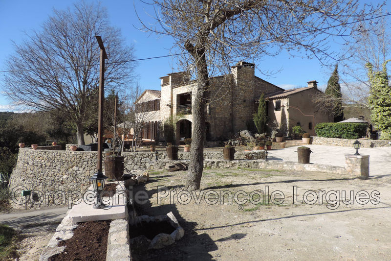 Bastide - Entrecasteaux (83)   - 2 300 000 €