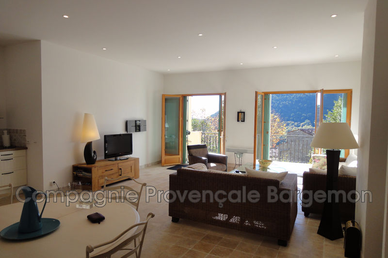 Photo n°2 - Vente appartement Bargemon 83830 - 198 000 €