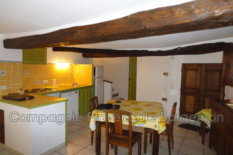 Photo n°1 - Vente appartement Bargemon 83830 - 77 000 €