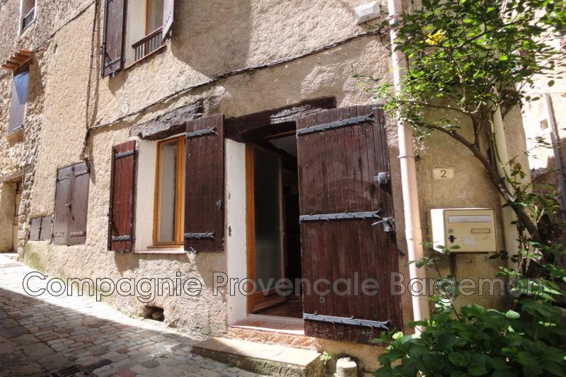 Photo n°1 - Vente appartement Bargemon 83830 - Prix sur demande