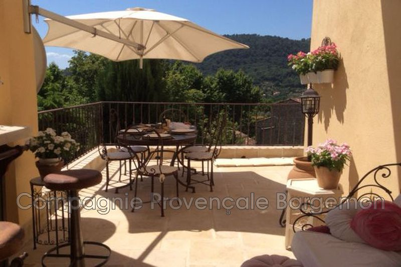Photo n°1 - Vente appartement Bargemon 83830 - 238 500 €