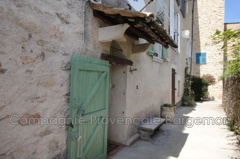 Photo n°1 - Vente appartement Bargemon 83830 - 89 000 €