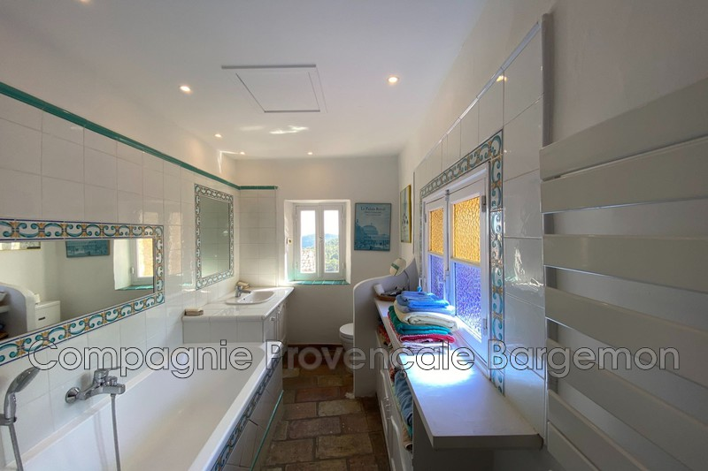 Photo n°8 - Vente appartement Bargemon 83830 - 265 000 €