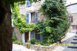Photos  Maison de village à vendre Bargemon 83830