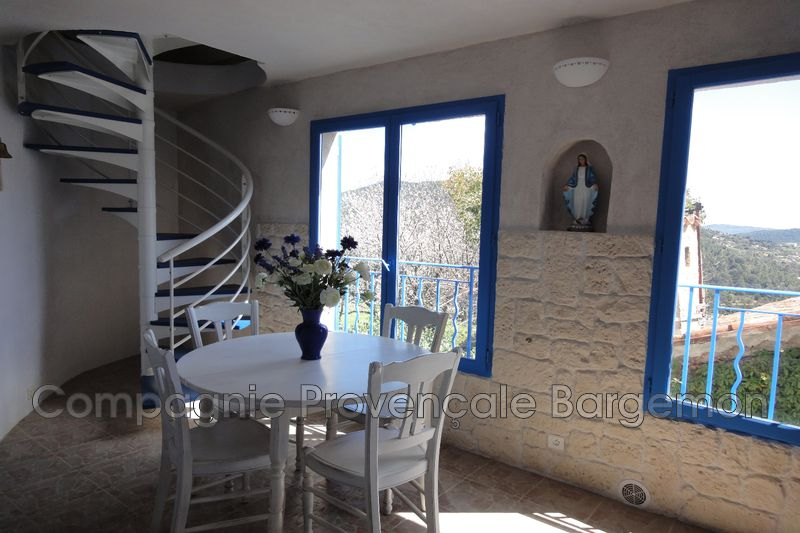 Maison De Village - Bargemon (83)   - 205 000 €