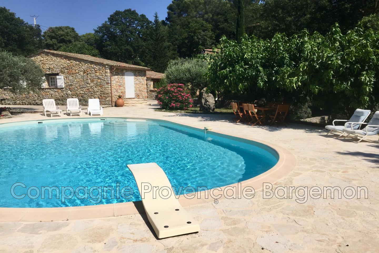 For sale Villa Callas 200 m², 6 rooms, 4 bedrooms, Land 3800 m² ...