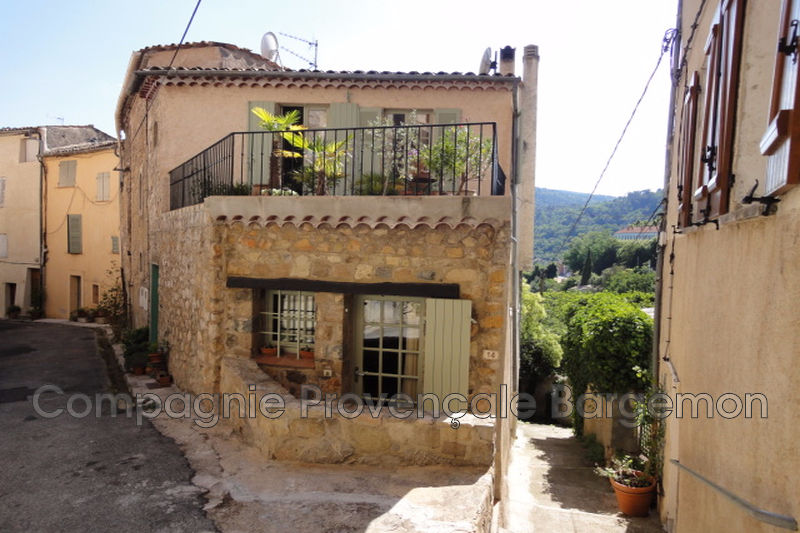 Maison De Village - Bargemon (83)   - 318 000 €