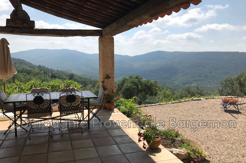 Maison - Bargemon (83)   - 395 000 €