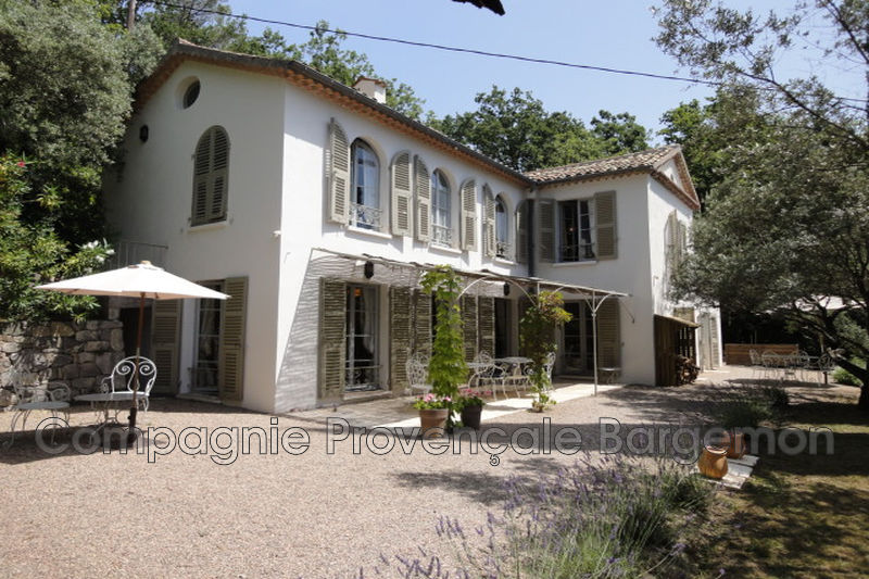 Maison - Bargemon (83)   - 480 000 €