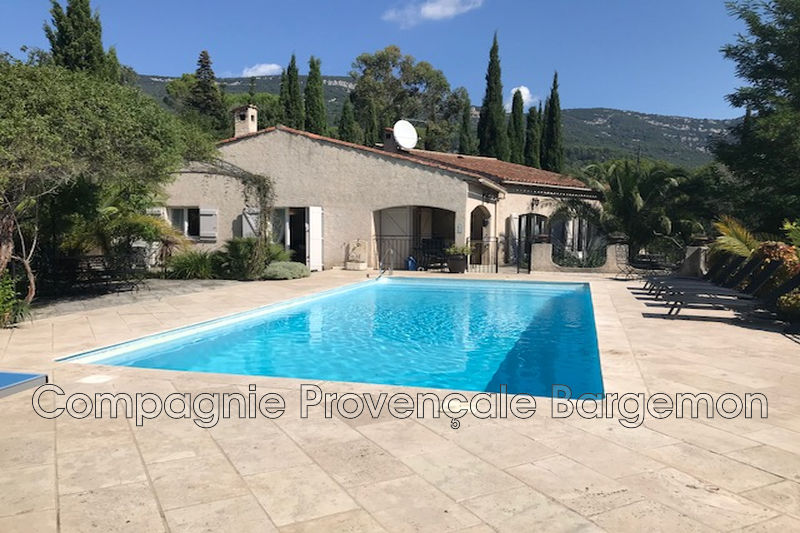 Maison - Bargemon (83)   - 595 000 €