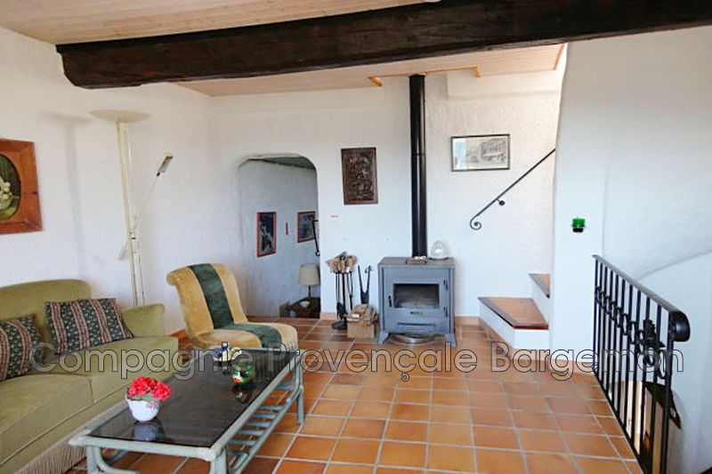 Photo n°4 - Vente maison de village Claviers 83830 - 118 000 €