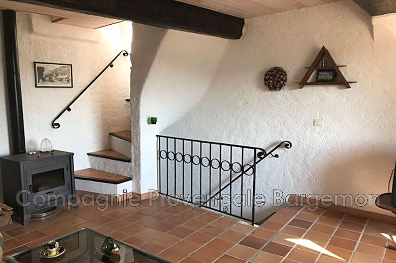 Photo n°6 - Vente maison de village Claviers 83830 - 118 000 €