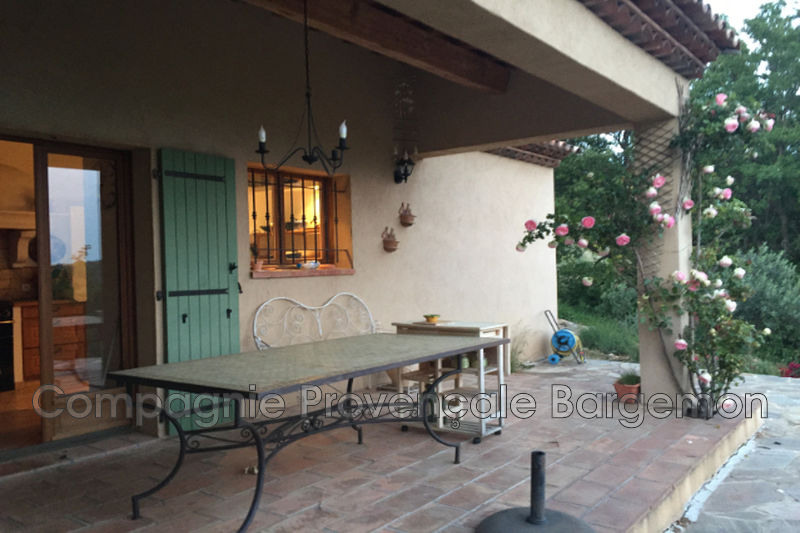 Photo n°3 - Vente maison Bargemon 83830 - 490 000 €