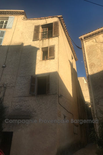 Photo n°1 - Vente maison de village Bargemon 83830 - 110 000 €
