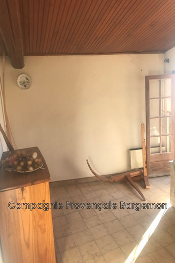 Photo n°9 - Vente maison de village Bargemon 83830 - 110 000 €