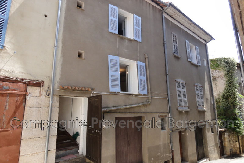 Maison De Village - Bargemon (83)   - 49 900 €
