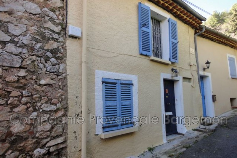Photo n°2 - Vente maison de village Bargemon 83830 - 165 000 €