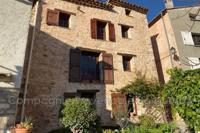 Maison De Village - Bargemon (83)   - 325 000 €