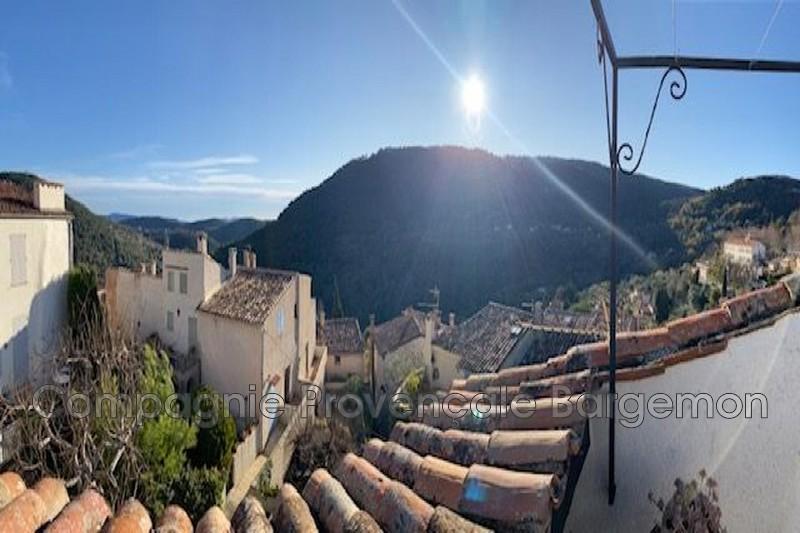 Photo n°2 - Vente maison de village Bargemon 83830 - 295 000 €