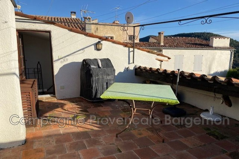 Photo n°3 - Vente maison de village Bargemon 83830 - 295 000 €