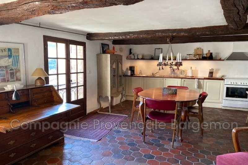 Photo n°5 - Vente maison de village Bargemon 83830 - 295 000 €