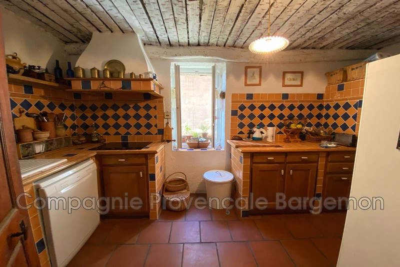 Photo n°2 - Vente maison de village Claviers 83830 - 196 000 €