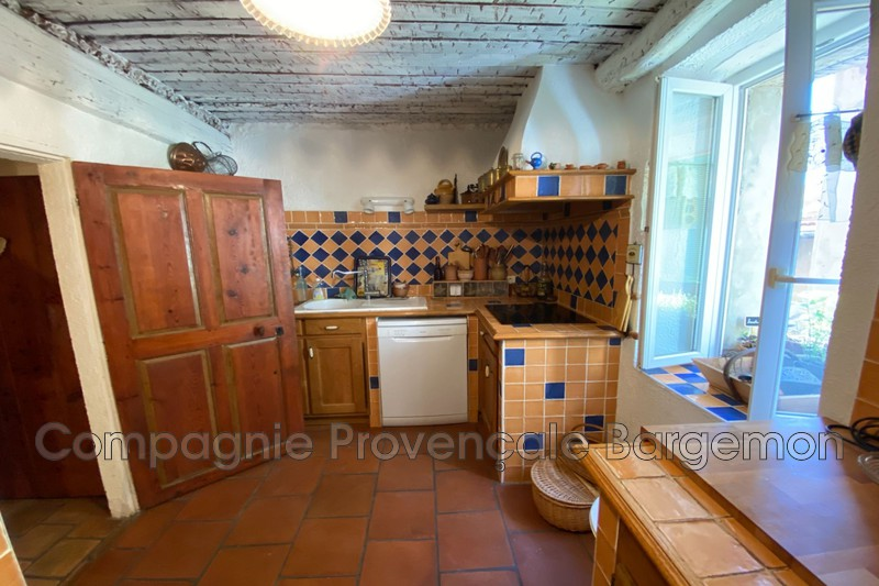 Photo n°3 - Vente maison de village Claviers 83830 - 196 000 €