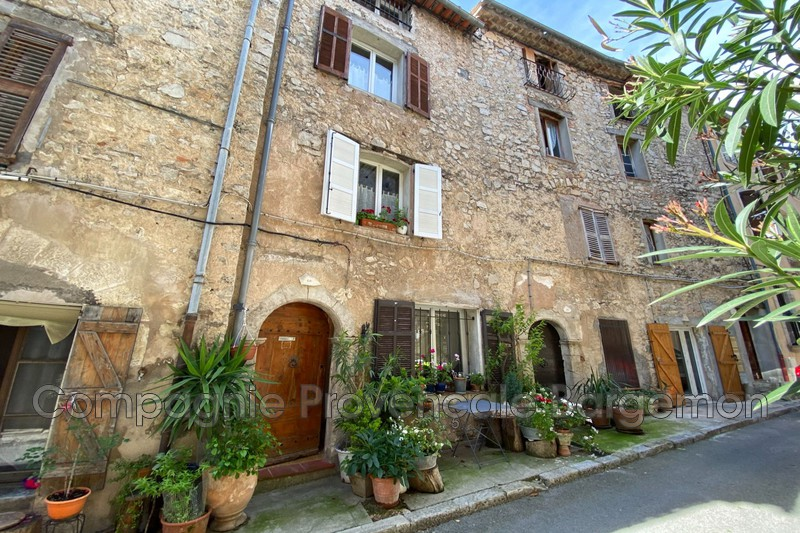Photo n°1 - Vente maison de village Claviers 83830 - 196 000 €