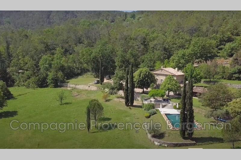 Photo n°2 - Vente Maison bastide Claviers 83830 - 950 000 €