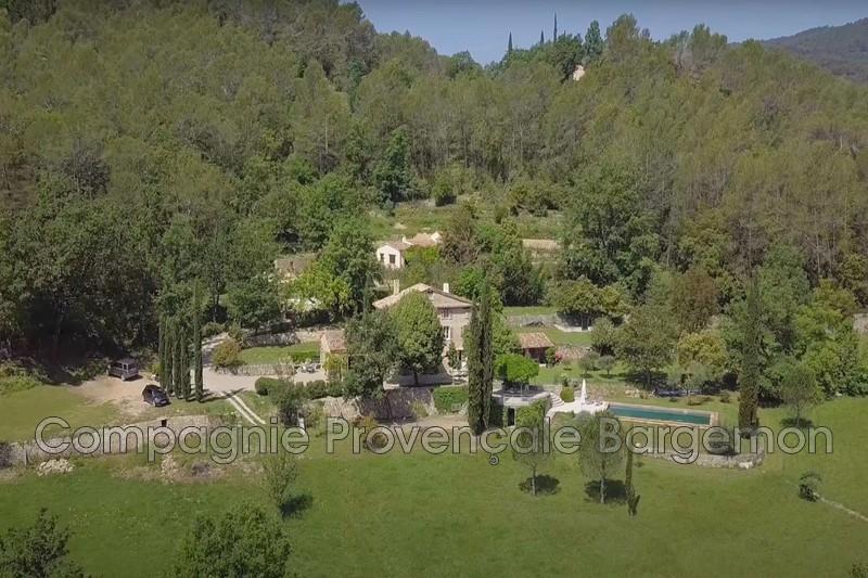 Photo n°3 - Vente Maison bastide Claviers 83830 - 950 000 €