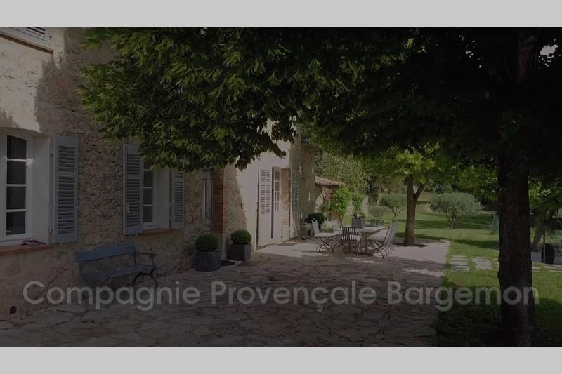 Photo n°16 - Vente Maison bastide Claviers 83830 - 950 000 €