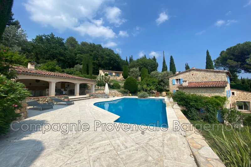 Photo n°4 - Vente maison en pierre Callian 83440 - 1 650 000 €