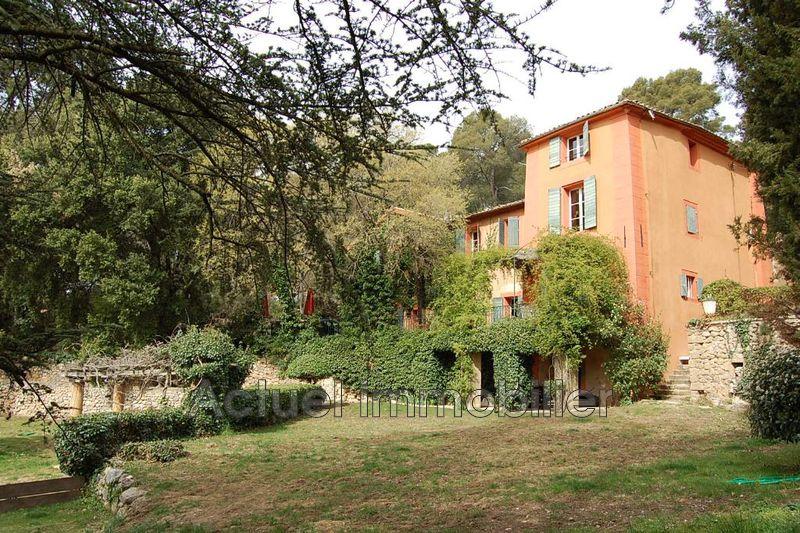 Location bastide Aix-en-Provence  Bastide Aix-en-Provence Est,  Location bastide  5 chambres   352m²